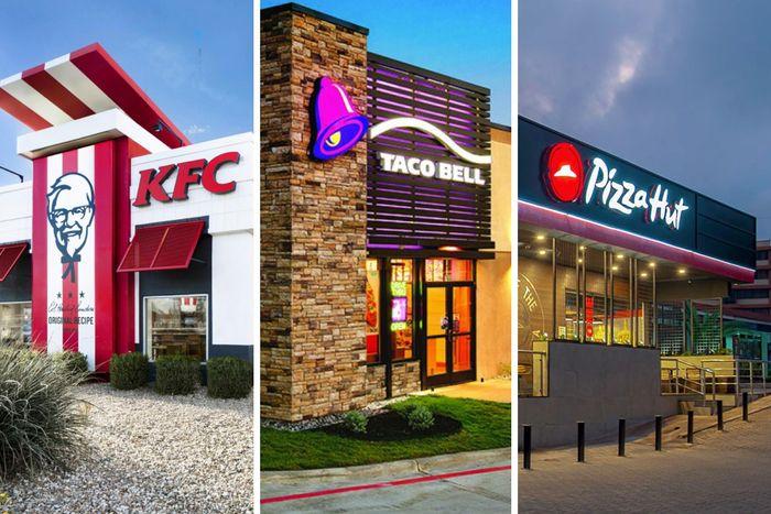 餐飲股有哪些可以投資:Yum!Brands,百勝餐飲集團