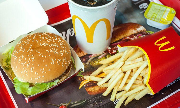 餐飲股有哪些可以投資:麥當勞的食品