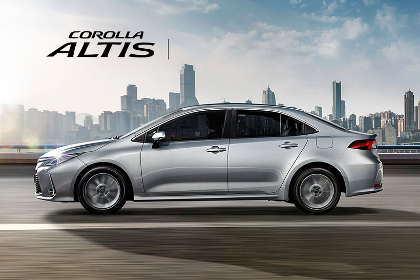 買車好還是租車好:國民車款Toyota Altis