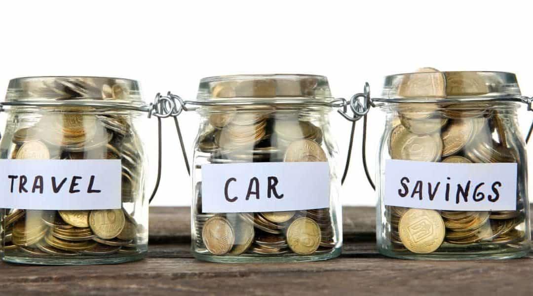5個快速存錢方法擺脫月光族:硬幣存錢法